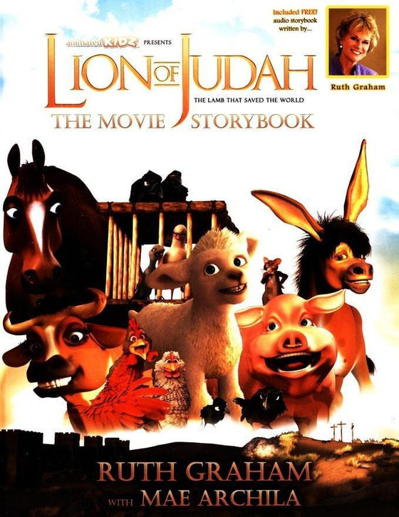 Lion Of Judah w/CD-Christian Music-SonGear Marketplace-SonGear