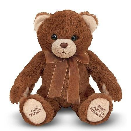 Lords Prayer Bear-Christian Stuffed Toys-SonGear Marketplace-SonGear
