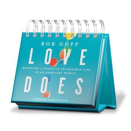 Love Does Daybrightener-Christian Calendars, Organizers & Planners-SonGear Marketplace-SonGear