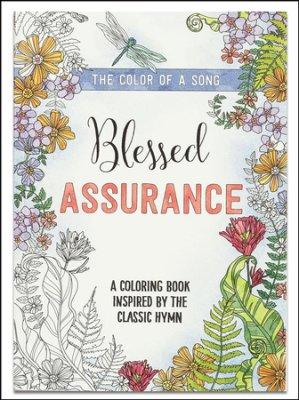 Blessed Coloring Books for Adults