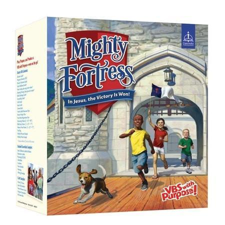 Mighty Fortress VBS Starter Kit-Christian Religious Items-SonGear Marketplace-SonGear