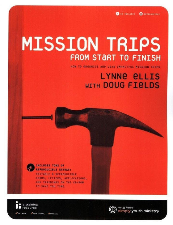 Mission Trips From Start To Finish w/CD-Christian Music-SonGear Marketplace-SonGear