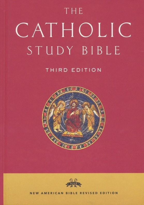 NABRE Catholic Study Bible, Hardcover-Christian Bibles-SonGear Marketplace-SonGear