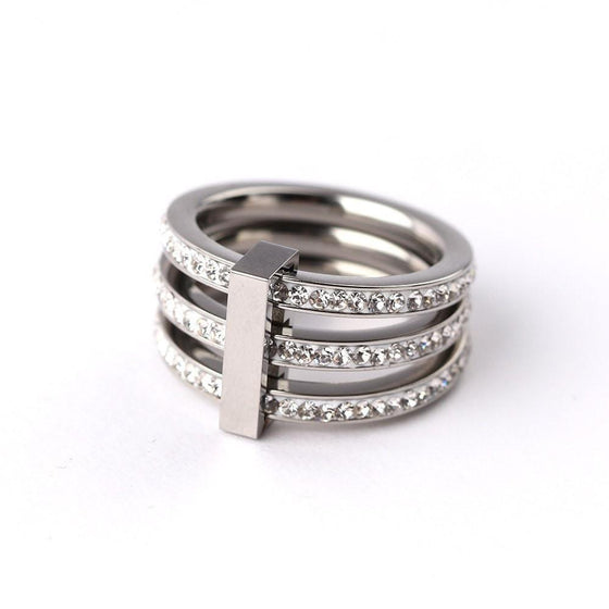 Nexus Stack Ring-Christian Rings-SonGear Marketplace-852376007615-852376007615-SonGear