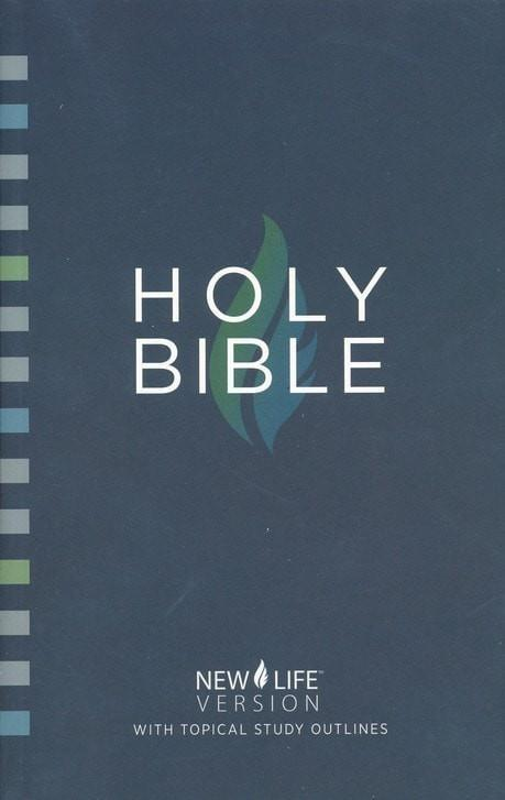 NLV Holy Bible - With Topical Study Outlines-Christian Bibles-SonGear Marketplace-SonGear
