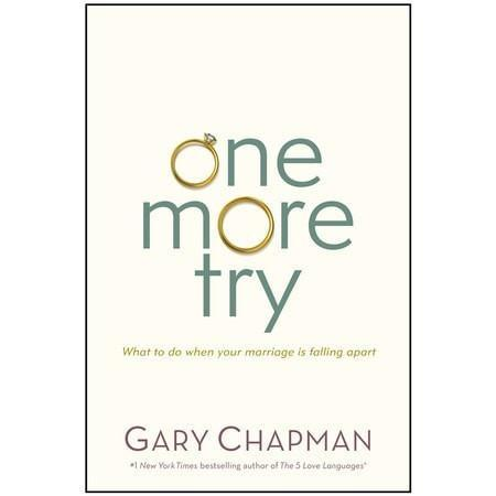 One More Try: What to Do When Your Marriage Is Falling Apart-Christian Books-SonGear Marketplace-SonGear