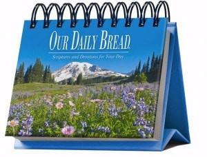 Our Daily Bread Perpetual Calendar-Christian Calendars, Organizers & Planners-SonGear Marketplace-SonGear