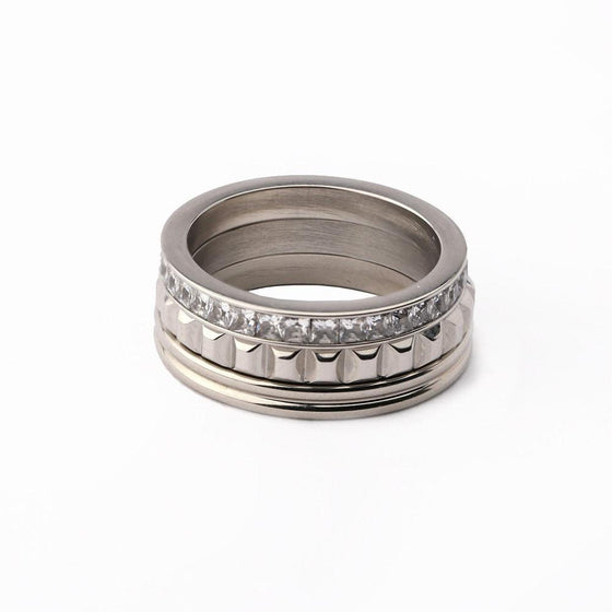 Precious Stack Ring-Christian Rings-SonGear Marketplace-852376007493-852376007493-SonGear