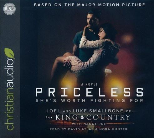 Priceless: She's Worth Fighting For - unabridged audio book on CD-Christian Music & Video-SonGear Marketplace-SonGear