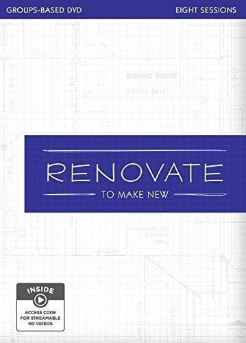 Renovate, DVD-Christian DVDs & Videos-SonGear Marketplace-SonGear