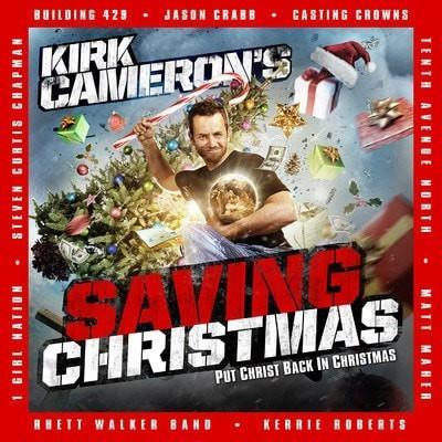 Saving Christmas Soundtrack: Put Christ Back in Christmas CD-Christian Music-SonGear Marketplace-SonGear