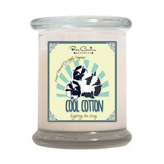 Scented Candle - Uplifting Fragrance - Cool Cotton-Christian Candles-Classic City Gift-SonGear