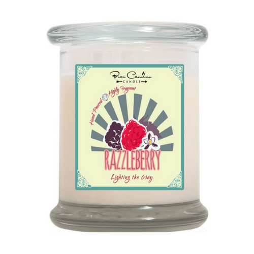 Scented Candle - Uplifting Fragrance - Razzleberry-Christian Candles-Classic City Gift-SonGear