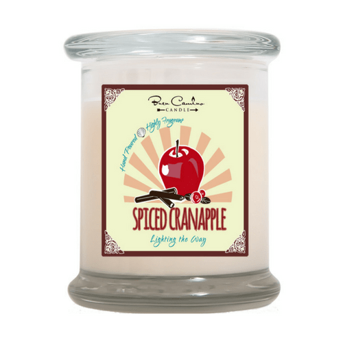 Scented Candle - Uplifting Fragrance - Spiced CranApple-Christian Candles-Classic City Gift-SonGear