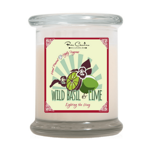 Scented Candle - Uplifting Fragrance - Wild Basil & Lime-Christian Candles-Classic City Gift-SonGear