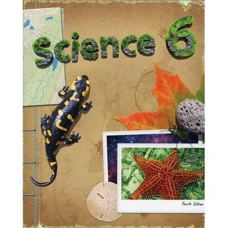 Science Grade 6 Student Text, 4th Edition-Christian Books-SonGear Marketplace-SonGear