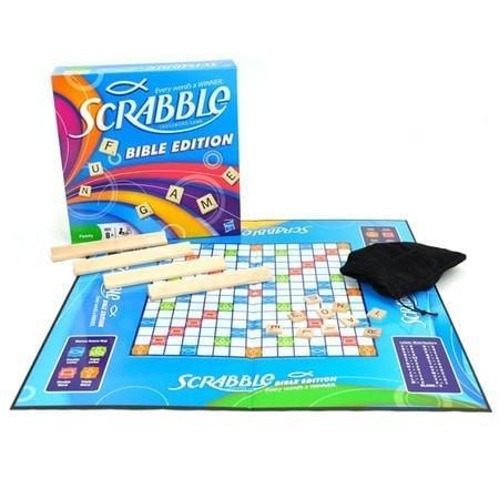 Scrabble Bible Edition Game-Christian Board Games-SonGear Marketplace-SonGear
