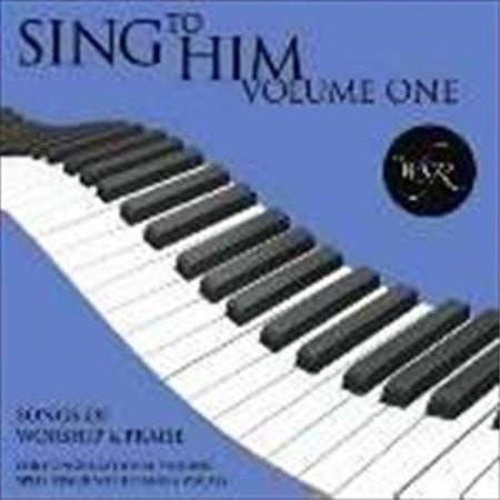 Sing To Him-Vol 1-Split Track (Audio CD)-Christian Music-SonGear Marketplace-SonGear