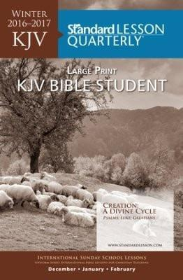 adult bible quarterly commentary