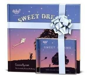 Sweet Dreams Book/CD Set-Christian Music-SonGear Marketplace-SonGear