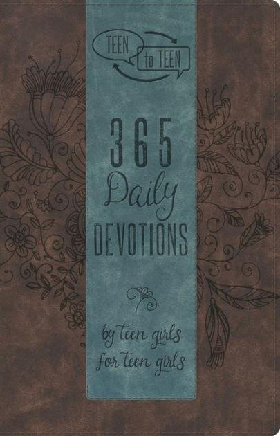 Teen To Teen: 365 Daily Devotions By Teen Girls For Teen Girls-Christian Books-SonGear Marketplace-SonGear