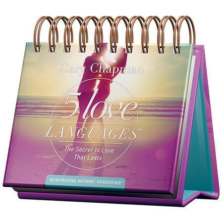 The 5 Love Languages Daybrightener-Christian Calendars, Organizers & Planners-SonGear Marketplace-SonGear