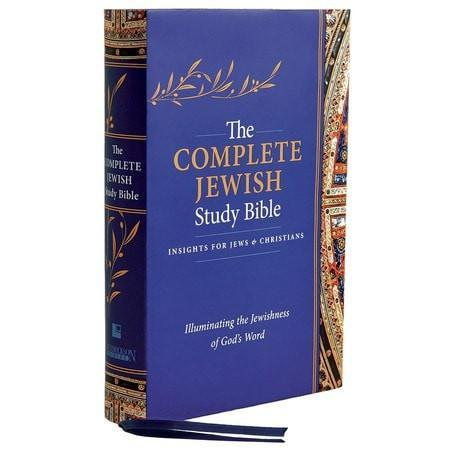 The Complete Jewish Study Bible-Christian Bibles-SonGear Marketplace-SonGear