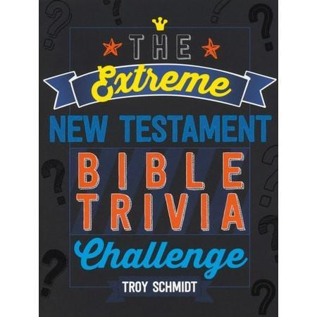 The Extreme New Testament Bible Trivia Challenge-Christian Bibles-SonGear Marketplace-SonGear