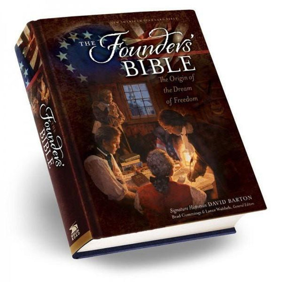 The Founders' Bible - 2nd Edition Hardcover-Christian Bibles-SonGear Marketplace-SonGear