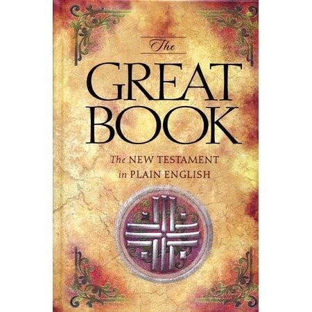 The Great Book: The New Testament in Plain English-Christian Bibles-SonGear Marketplace-SonGear