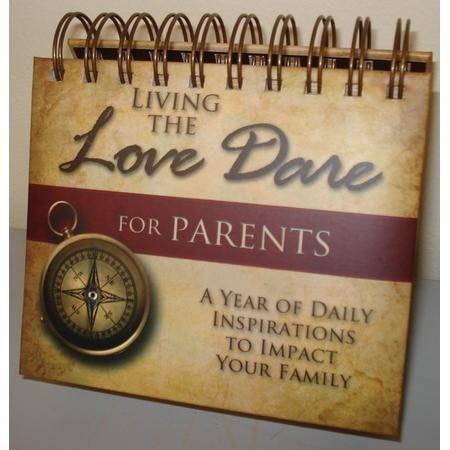 The Love Dare For Parents Flip Calendar-Christian Calendars, Organizers & Planners-SonGear Marketplace-SonGear