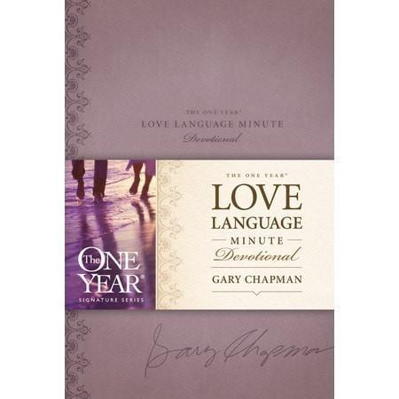 The One Year Love Language Minute Devotional-Christian Books-SonGear Marketplace-SonGear