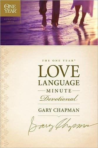 The One-Year Love Language Minute Devotional-Christian Books-SonGear Marketplace-SonGear