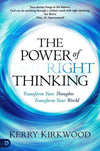 The Power of Right Thinking: Transform Your Thoughts, Transform Your World-Christian Books-SonGear Marketplace-SonGear