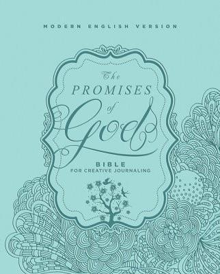 The Promises of God Bible for Creative Journaling, Imitation Leather-Christian Journals-SonGear Marketplace-SonGear