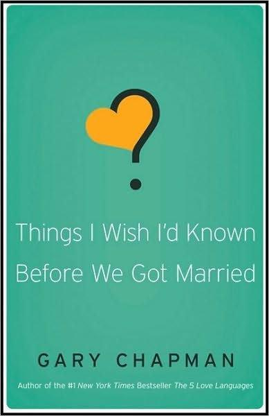 Things I Wish I'd Known Before We Got Married-Christian Books-SonGear Marketplace-SonGear
