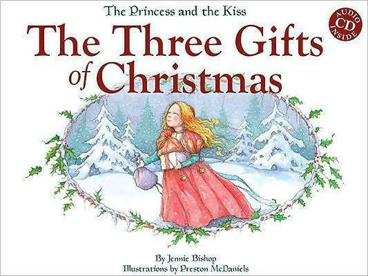 Three Gifts Of Christmas w/Audio CD-Christian Music-SonGear Marketplace-SonGear