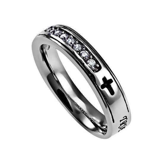 'True Love Waits' - Regent Ring-Christian Rings-Spirit and Truth-SGN3898811374-SonGear
