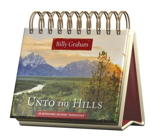 Unto The Hills, Daybrightener-Christian Calendars, Organizers & Planners-SonGear Marketplace-SonGear