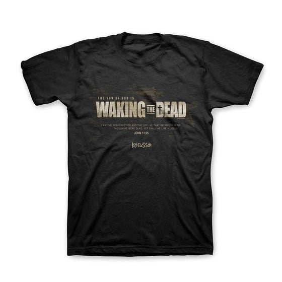 Waking The Dead T-Shirt-Christian T-Shirts-Kerusso-APT1854SM-SonGear
