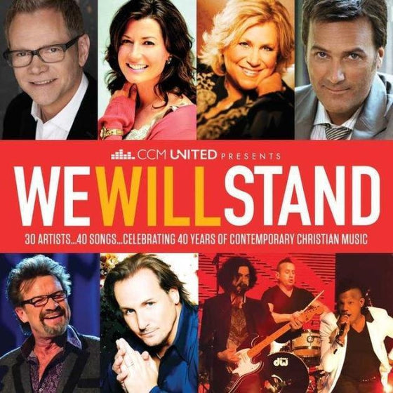 We Will Stand-Christian Music-SonGear Marketplace-SonGear