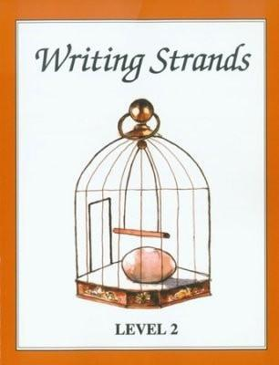 Writing Strands Level 2, Grade 2-Christian Books-SonGear Marketplace-SonGear