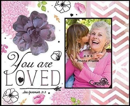 'You Are Loved' Photo Frame-Christian Picture Frames-SonGear Marketplace-SonGear