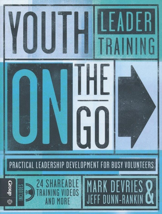 Youth Leader Training on the Go, Book and DVD-Christian Books-SonGear Marketplace-SonGear