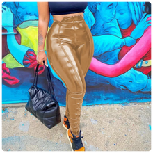Show leather pants