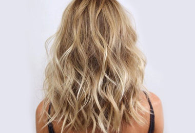 "Le ""beach waves"" de Johanna"