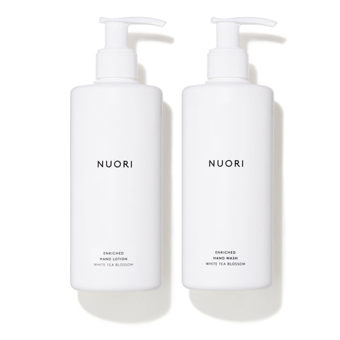 Duo Enriched Hand Wash and Lotion