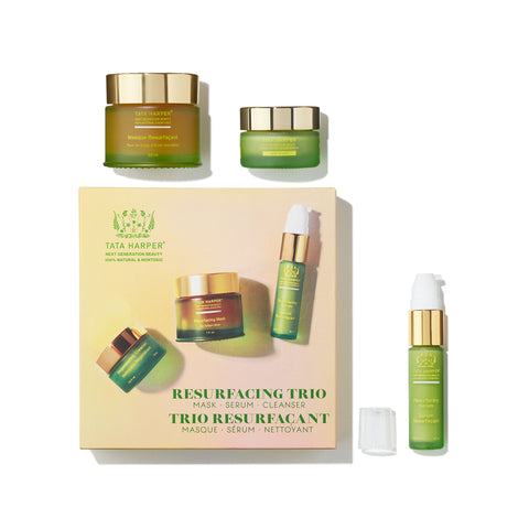 Resurfacing Trio Kit