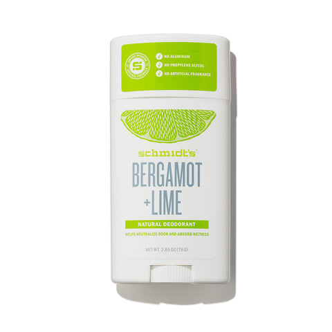 Déodorant Naturel Bergamote et Citron