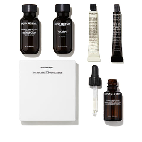 Grown Facial Kit